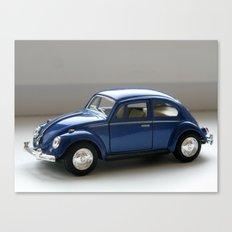 Volkswagen Classical Beetle (1967) Canvas Print