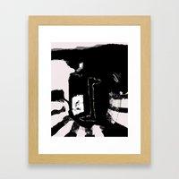 Transfer Framed Art Print