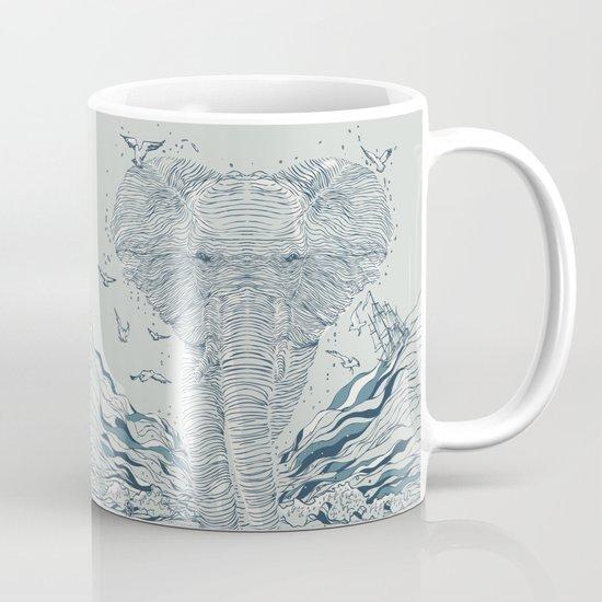 THE OCEAN SPIRIT Mug