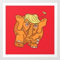 The New GOP Art Print