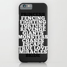 Princess Bride iPhone 6s Slim Case