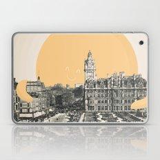 A Hug For Edinburgh Laptop & iPad Skin