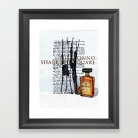 Disaronno Framed Art Print