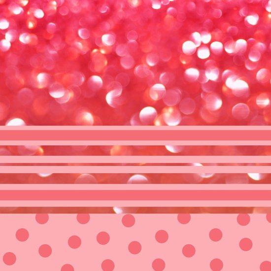 Raspberry Sherbet Art Print