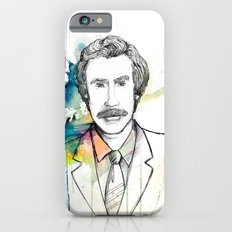 Ron Burgundy, Anchorman of Legend Slim Case iPhone 6s