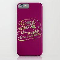 iPhone & iPod Case featuring Floral Rap #2 by Mei Lee