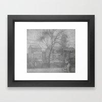 Colleen Framed Art Print