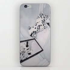 Roxie the Dalmatian 1 iPhone & iPod Skin