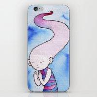 Pinky iPhone & iPod Skin