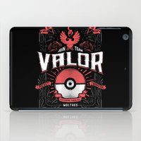 A Valorous Decision iPad Case