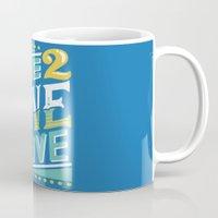 Live To Love, Love To Li… Mug