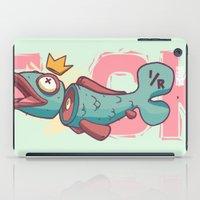 Chopped Up iPad Case