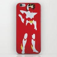 Seiya iPhone & iPod Skin