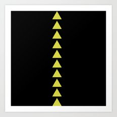 Illuminat-e Art Print