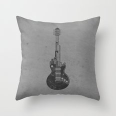 We Built This City Throw Pillow