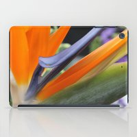 Birds of Paradise iPad Case