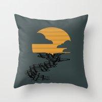 Goodnight Arizona Throw Pillow