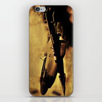 Dixie's Flight In The St… iPhone & iPod Skin