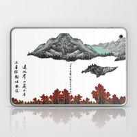 Spring Of WuShe Laptop & iPad Skin