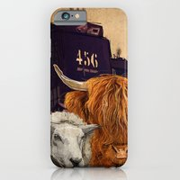 Sheep Cow 123 iPhone 6 Slim Case