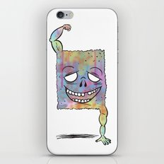 Super Dude iPhone & iPod Skin
