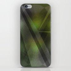 Emerald Monolith iPhone & iPod Skin