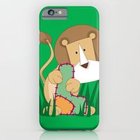 L Is For Lion.. iPhone 6 Slim Case