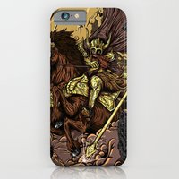 iPhone & iPod Case featuring Odin by Warren Glass