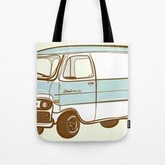 Econoline Tote Bag