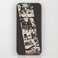 Georges Kaplan Presents... Comic  iPhone & iPod Skin