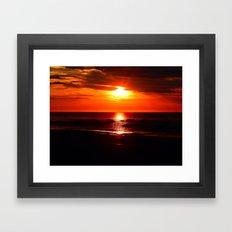 Shine on Twilight Framed Art Print