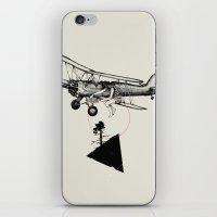 The Catcher iPhone & iPod Skin