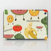 Fruity Collage iPad Case