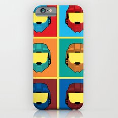 Warhol's Red vs Blue iPhone 6 Slim Case