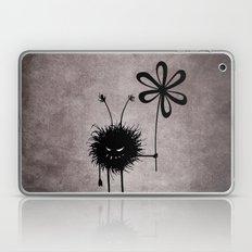 Evil Flower Bug Laptop & iPad Skin
