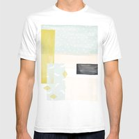 Love Poem Mens Fitted Tee White SMALL
