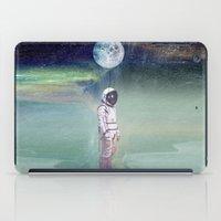 Moon Balloon iPad Case