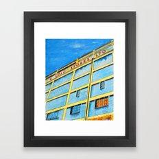 Chambers 03 Framed Art Print
