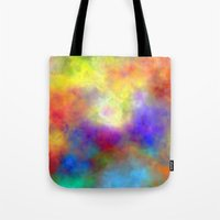 Oh So Colorful Tote Bag