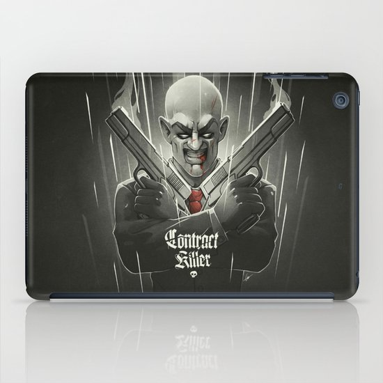 Contract Killer iPad Case