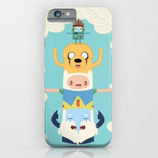 Adventure Totem iPhone & iPod Case