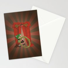 Rose The Human Gator Stationery Cards
