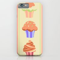 Yummy Cupcakes iPhone 6 Slim Case