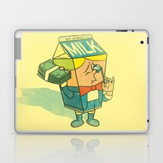 Spoiled Milk Laptop & iPad Skin