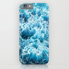 Ocean's  heart - LOVE IS. iPhone 6 Slim Case