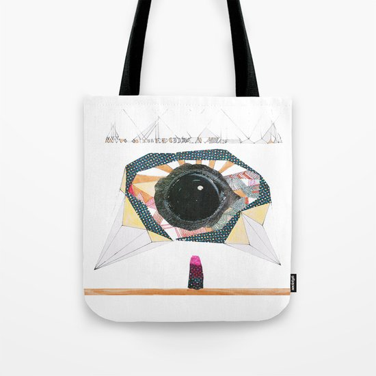 Ancient Eye Tote Bag
