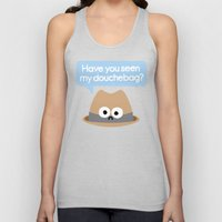 Missing Person Unisex Tank Top
