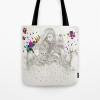ECHOES by Peter Striffolino and Kris Tate Tote Bag
