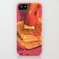 WAFFLE iPhone (5, 5s) Slim Case