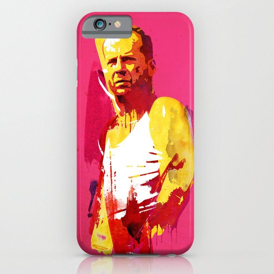 Live fast die hard iPhone & iPod Case